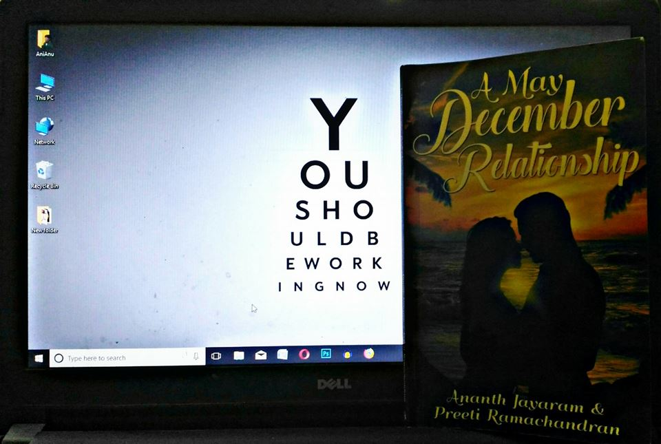 A May December Relationship Book Review - Aniruddha Pathak