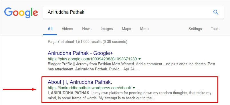 Aniruddha Pathak - Page Seven