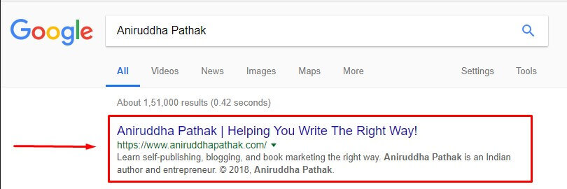 Aniruddha Pathak - Rank One
