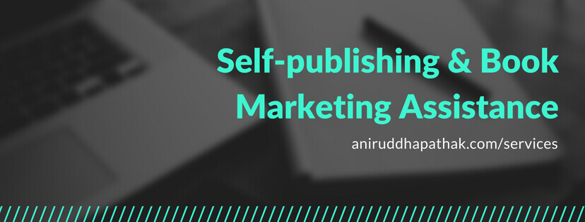 Services - Self Publishing and Book Marketing